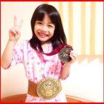 吉田七名海はレスリング吉田沙保里の姪 年齢や身長,家族や小学校は?